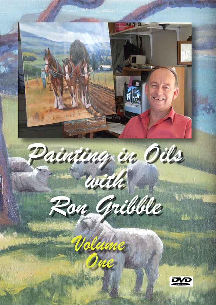 Painting in Oils DVD